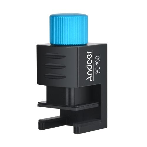 Andoer PC-100 Verstellbarer Metall-Telefonhalter