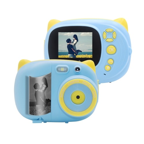 Mini Cute Cartoon Children Video Camera Camcorder