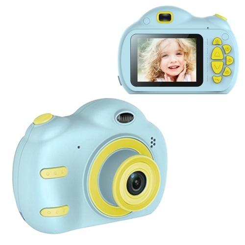 Appareil photo portable pour enfants à grand écran avec mode de mise au point intelligente