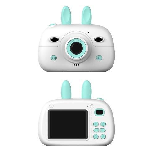 Videocamera per bambini con schermo di messa a fuoco intelligente e portatile