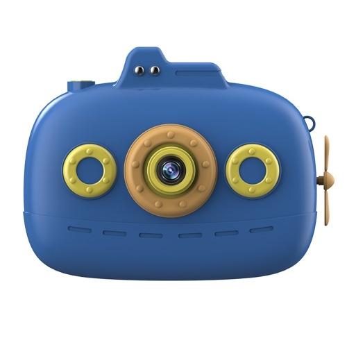 Children Digital Camera 40MP 1080P 2.4-inch Screen Video Function Anti-shaking Auto-focusing