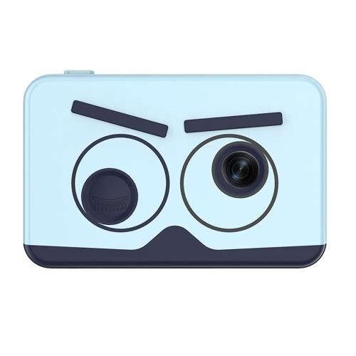 Children Digital Camera 20MP 1080P Single Lens 2.0 inch IPS Screen Video Function Auto-focusing