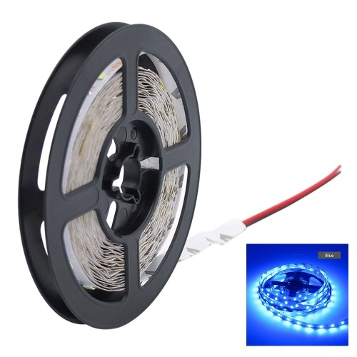 DC 12V LED 5M 3528 300 LED Strip Lights Lumière de nuit flexible LED