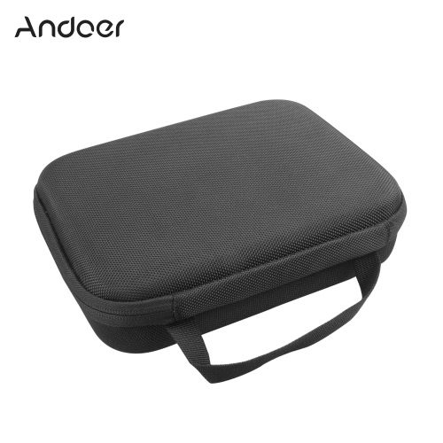 Andoer Compact Portable Protective Protecting Shockproof Camera Storage Case Bag for Ricoh Theta S M15 360 Degree Panoramic Panorama Camera