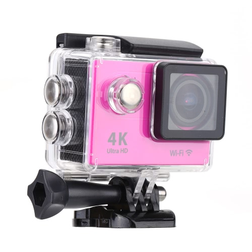 H9 Full HD 4K Wifi 1080p 60fps 12MP 170°Wide Angel Lens Action Camera