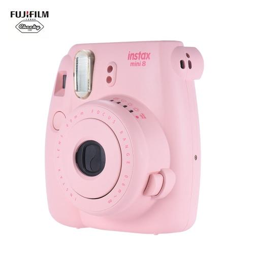 FujiFilm Instax Mini 8 Instant Camera-Pink