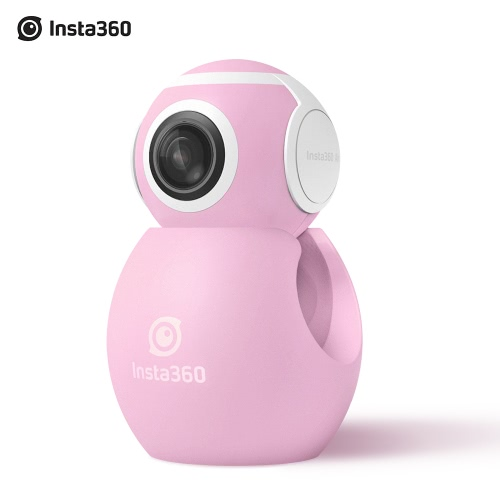 Insta360 Air Compact Mini Panoramic 360 Degree 3K HD Camera Dual Wide Angle Fish Eye Lens VR Mode for OPPO R9/Huawei P9 Mate9/LG V20 Andriod Smartphone