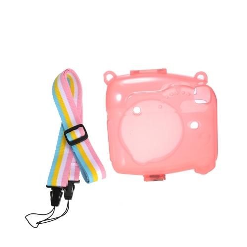 Прекрасный силиконовый чехол для фотокамеры Водонепроницаемый люминесцентный люминесцентный мини-люк MINI8, легкий водонепроницаемый стильный силиконовый чехол фото