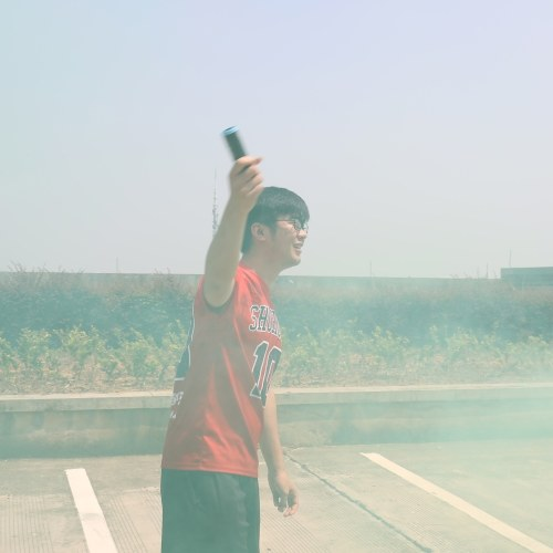 Colorful Smoke Effect Show Smoke Photography Prop