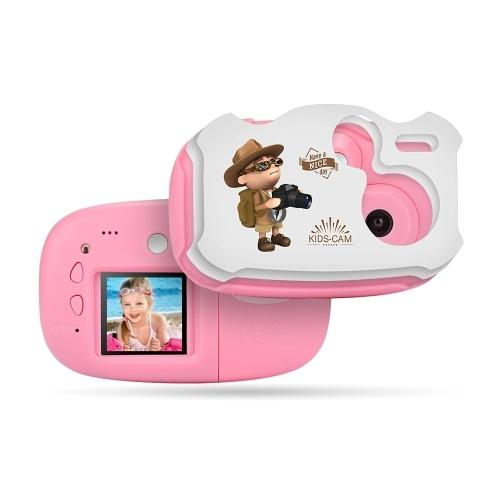 Amkov Mini Kids Digital Video Camera Gift para Niños Niños Niñas