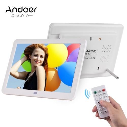 Andoer P801 8 Inches LED Digital Photo Frame фото