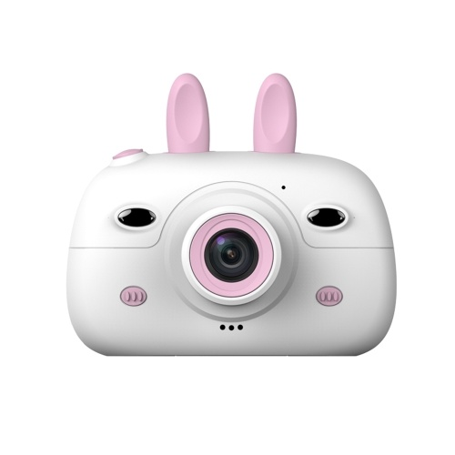 Appareil-photo portatif d'enfants de grand écran de mode de foyer intelligent
