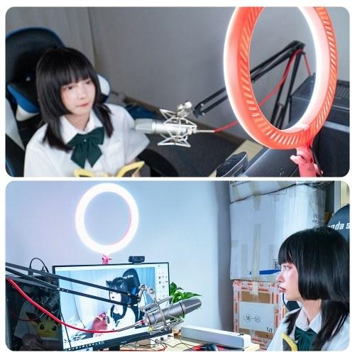 Godox LR120 12 Inch LED Ring Light Studio Photography Fill-in Light