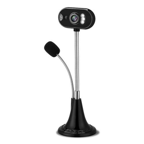 Videocamera Web per PC con videocamera portatile USB per webcam 1080P HD