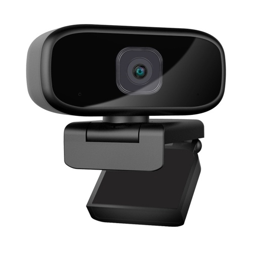 1080P HD Webcam Laptop Computer Camera Clip-on PC Web Camera USB Plug-and-Play Built-in Microphone