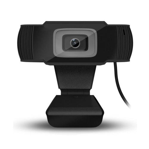 1080P HD Webcam USB Laptop Computer Camera Clip-on PC Web Camera Microfono incorporato