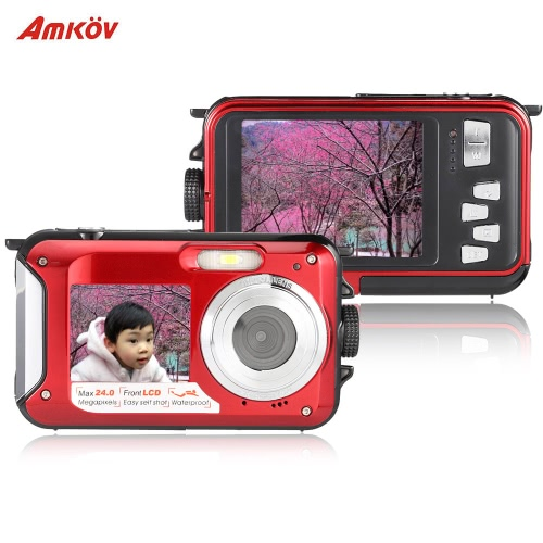 Amkov Dual LCD 2.7