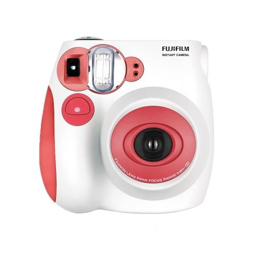 Fujifilm Instax Mini7s Instant Camera Film Cam Auto-focusing
