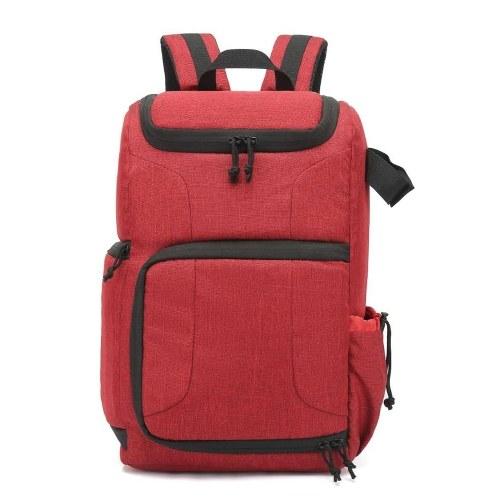 Multi-functional Waterproof Camera Knapsack Large Capacity Portable Travel Camera Bag