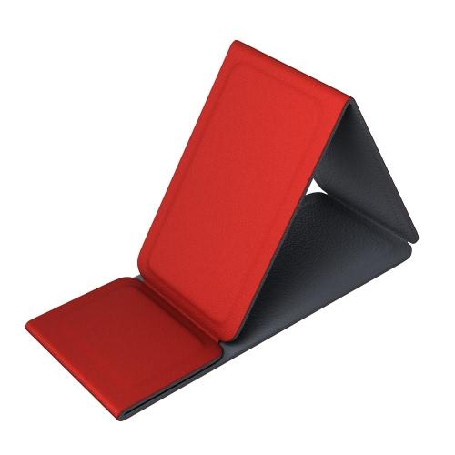 Dodocool 2-em-1 Portable Universal Adhesive PU Leather Folding Phone Holder