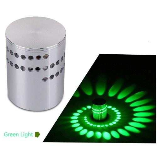 Спиральный настенный светильник LED Night Light