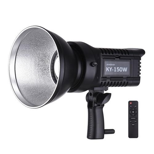 Lampe de portrait de studio de lumière vidéo LED Andoer