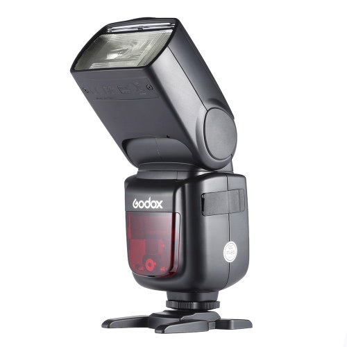 Godox V860II-N i-TTL 1/8000 s HSS maître esclave GN60 Flash Speedlite intégré 2.4 G sans fil X système avec batterie Rechargeable Li-ion 2000mAh pour Nikon D800 D700 D7100 D7000 D5200 D5100 D5000 D300 D300S D3200 DSLR Camera