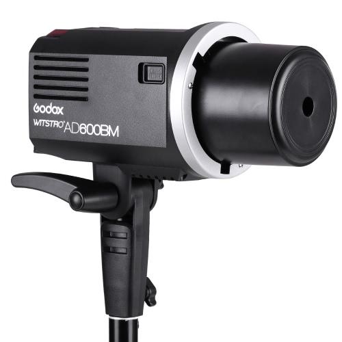 Godox WITSTRO AD600BM 600WS GN87 HSS 1 / 8000s odkryty błysku stroboskopu 2.4G Wireless X System z 8700mAh Li-Ion