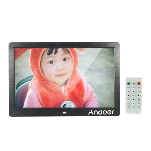 """Andoer 13 """"ramka do zdjęć cyfrowych TFT LED"""
