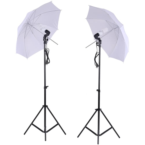 Photo Studio Lighting Kit Set