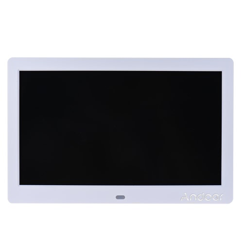 "Andoer 10 ""HD de pantalla ancha LCD Digital Photo Frame"