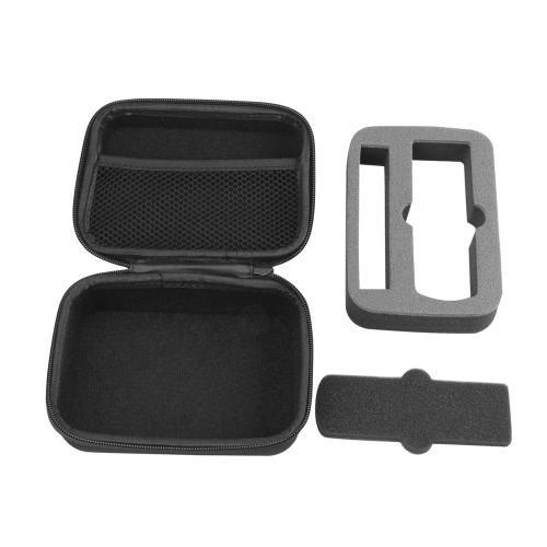 Andoer Compact tragbare Schutz Schutz Stoß- Kamera Lagerung Fall Tasche für Ricoh Theta S M15 360-Grad-Panorama-Panorama-Kamera