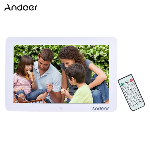 "Andoer 12 ""Wide Screen HD LED Digital Picture Frame"