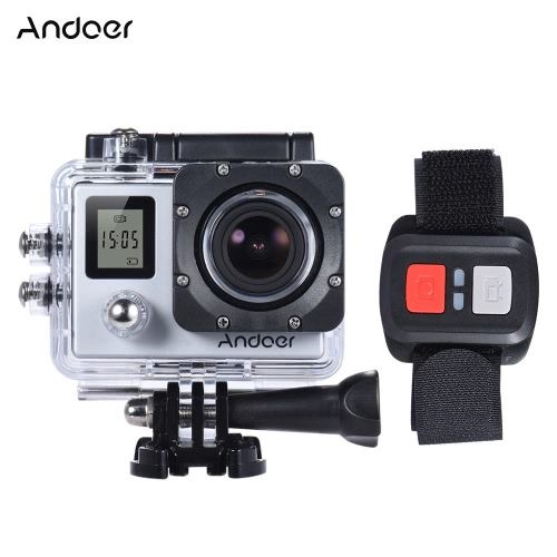 Andoer H8R 4K 30fps/1080P 60fps Full HD Action Camera