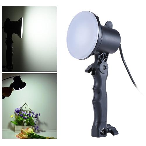 Studio fotografii ręczny LED Wypełnij Ciągłe światła 1400 lumenów 14W 5500K 32pcs Koraliki dla DSLR Camera & Smartphone fotografowania