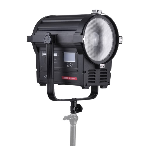 Vibesta Rayzr R7-200BM 200W Fotografia LED Fresnel Focus Light