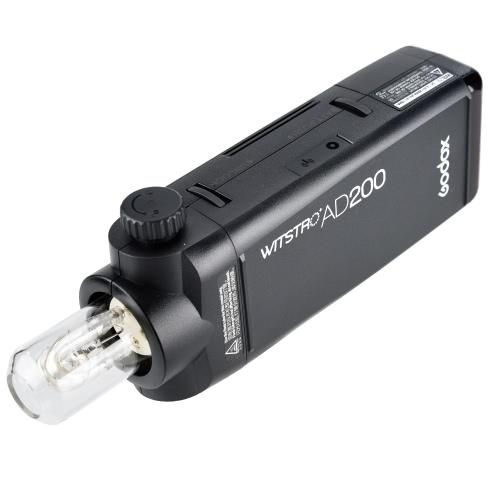 Godox AD200 Przenośna lampa błyskowa Speedlite Pocket TTL