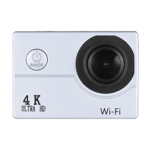 2 LCD V3 4K 30fps 16MP WiFi Action Sports Camera
