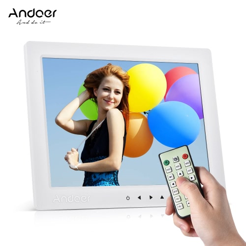"""Andoer 10 """"HD cyfrowa ramka do zdjęć"""