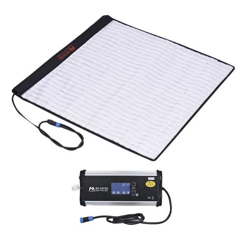 FalconEyes RX-24TDX Lampa LED do wypełnienia kwadratowego z wypełnieniem kwadratowym
