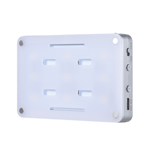 Andoer SHL-045 Mini Światło LED