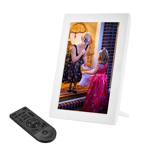 Andoer 10 polegadas Digital Photo Frame