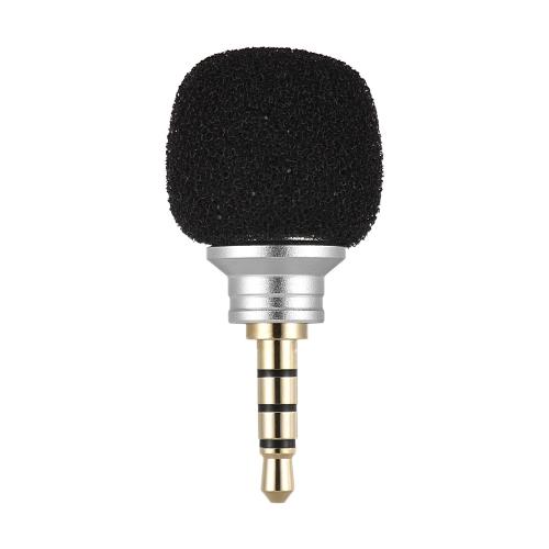Andoer EY-610A Telefon komórkowy Smartphone Przenośny Mini wielokierunkowy mikrofon mikrofonowy