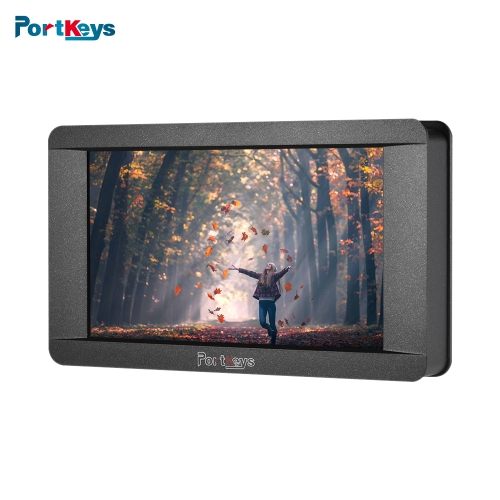 PortKeys LH5s 5inch Multi-touch TFT DSLR Camera Video Field Monitor