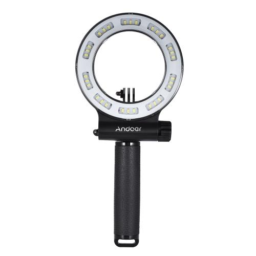 Andoer SL-109 30 LED Waterproof 40m Diving Fill Light-US Plug