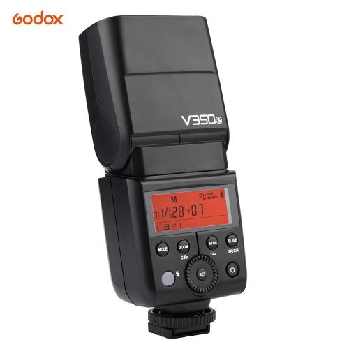 Godox V350S Kompaktowy rozmiar 2.4G Wireless Speedlite