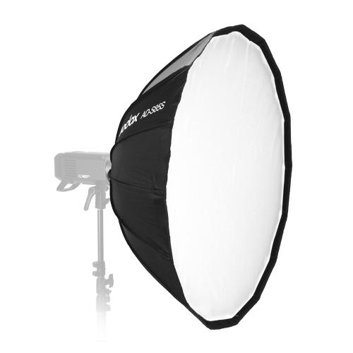 Godox AD-S65S 65см / 25.6in Портативный глубокий параболический зонт Softbox Гора Годокс фото