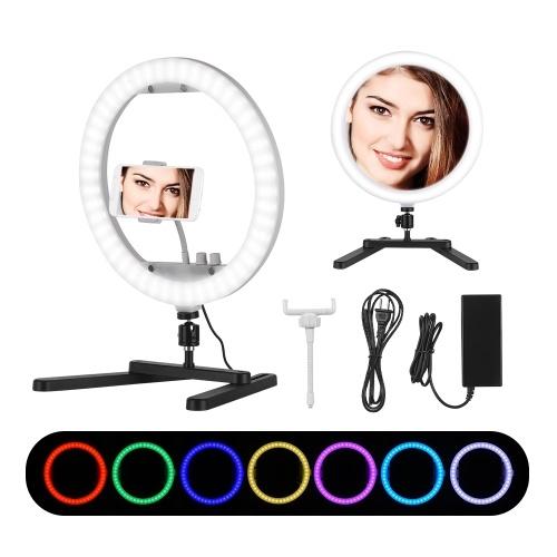 13 Inch Selfie Desktop LED Ring Light