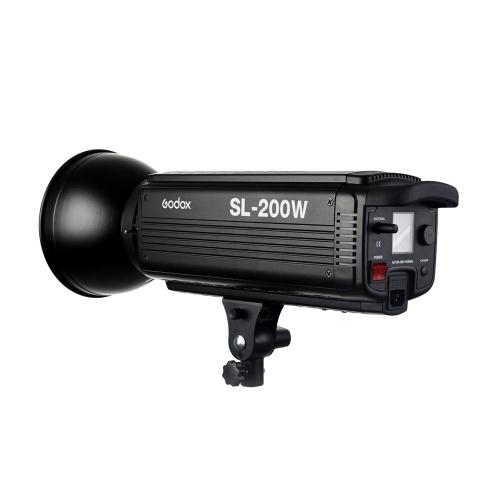 Godox SL200W 5600K 200W Hochleistungs-LED-Videoleuchte