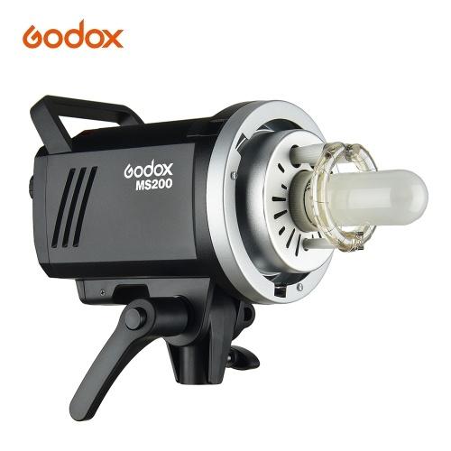 Godox MS200 Студия Вспышка Строб Свет Монолайт